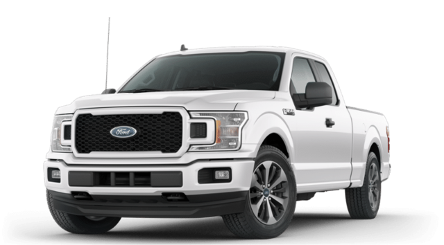 2020 Ford F-150 Series STX